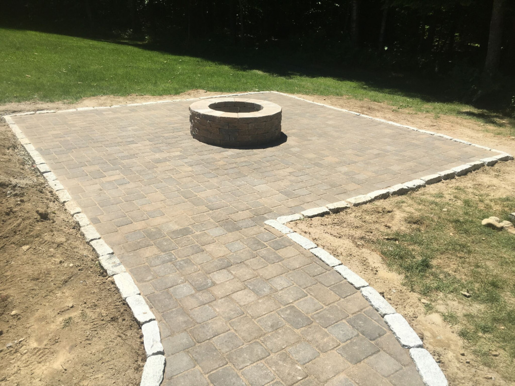 Outdoor Living Spaces From Leland's Masonry | Stone Mason Based in Sidney, ME Serving Augusta Communities